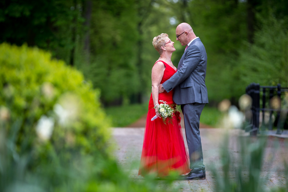 trouwen voor een tweede keer