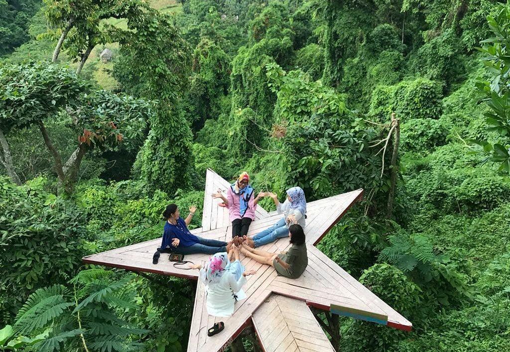 Tempat Wisata Rumah Pohon Terindah di Indonesia