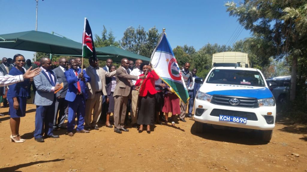 Kemsa Flags Off Drugs Worth Ksh 20 Million In Bomet County