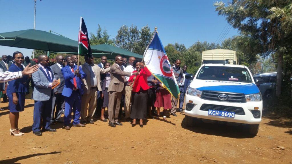 Kemsa Flags Off Drugs Worth Ksh 20 Million In Bomet County