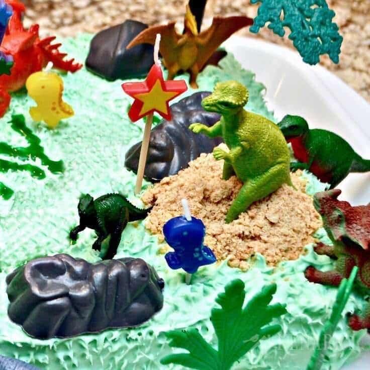 Jurassic World Cake Walmart