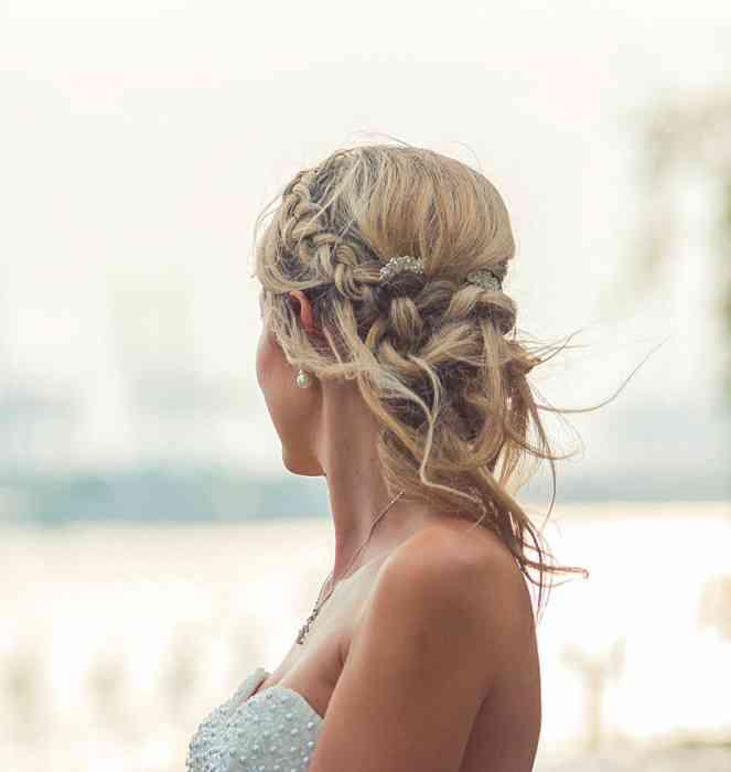 Ihr Brautstyling In Minden Brautfrisur Und Make Up