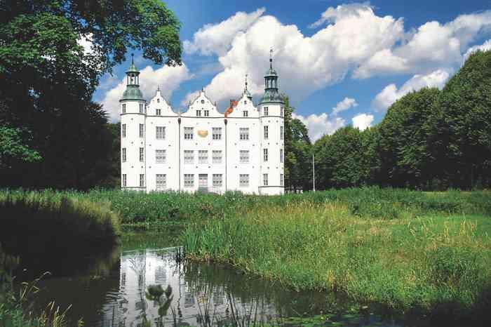 Schloss Ahrensburg Trauungen