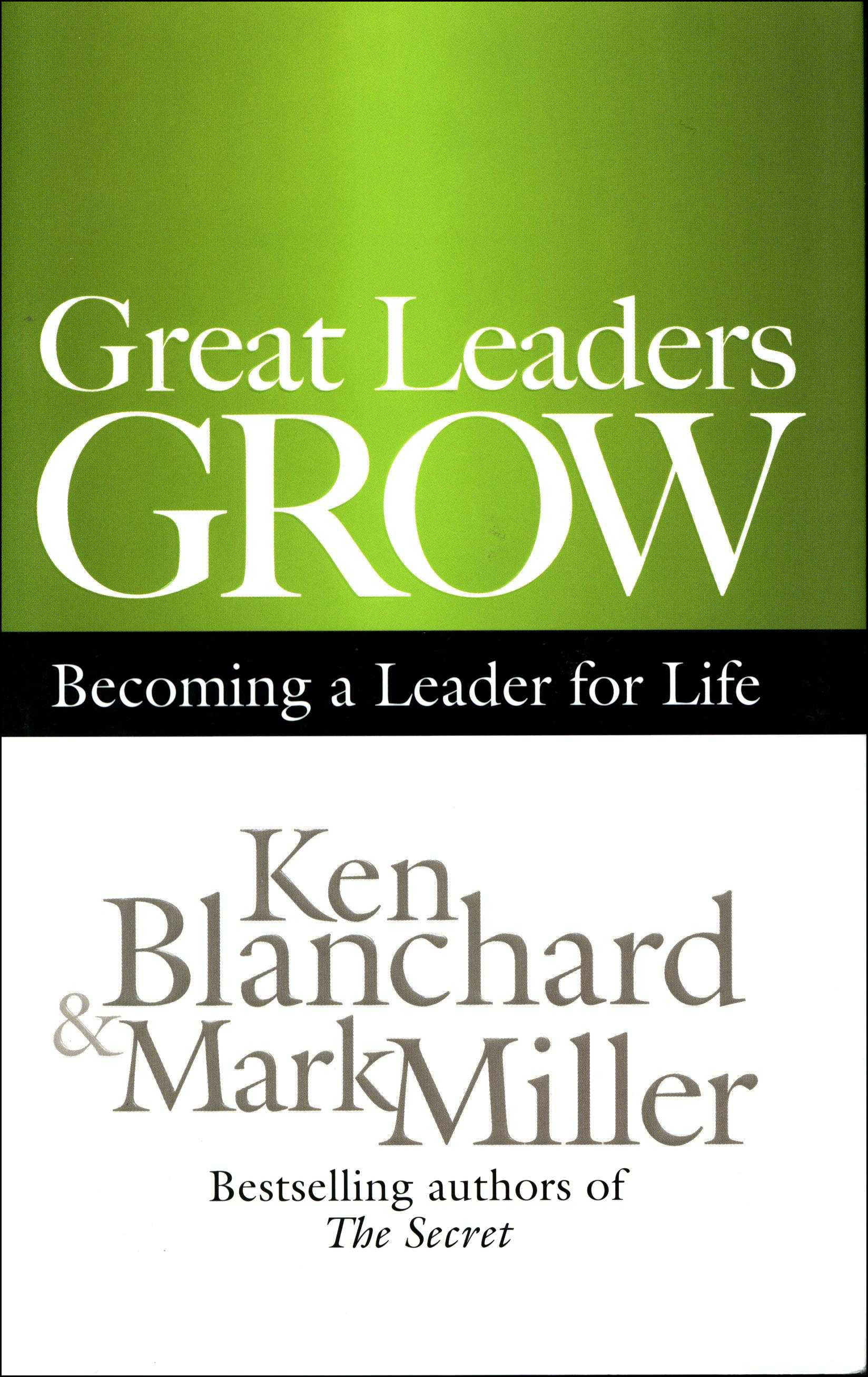 Self Leadership Amp The One Minute Manager