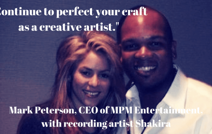 How to become a music producer - The Mark Peterson Journey