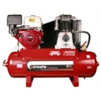 SIP04463 – Airmate Industrial Super Compressor – ISHP11.0/200Ltr. Electric Start (Honda Engine)