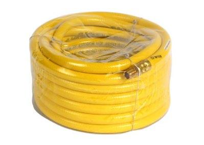 "SIP 07701 TRADE PVC Workshop Air Hose 3/8"" x 50ft"