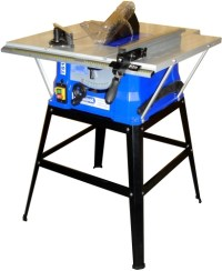 Charnwood TS10F 10″ Table saw 1500watt motor