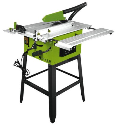 ZIPPER-FKS250 250mm Integral Sliding Table Saw