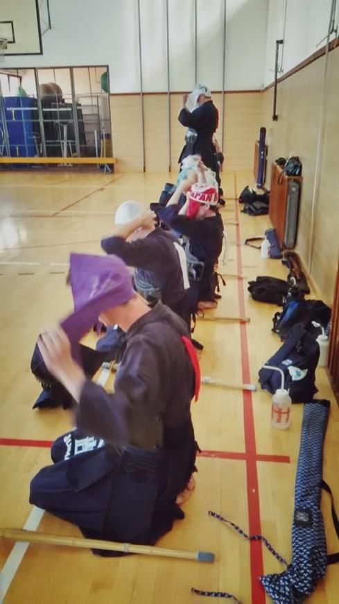 Shiai trening 2017