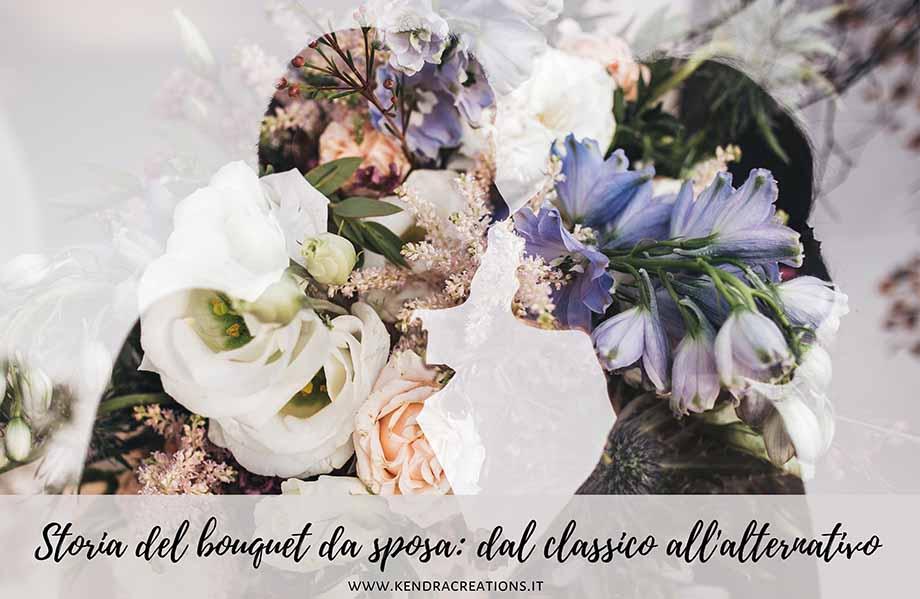 Bouquet da sposa: dal classico all'alternativo
