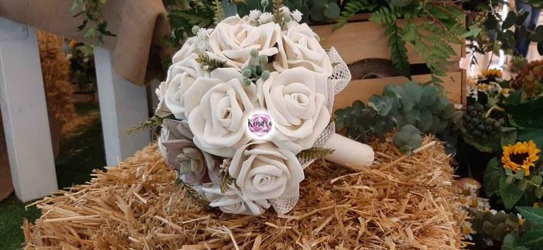 Bouquet per sposa romantica