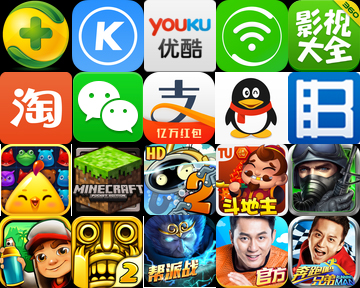 Chinese App Design Patterns: Chinese UX Design Patterns