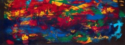 2015 abstract monoprint artwork, $4000