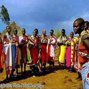 Masaïs - Kenia safari Kenia reisefuehrer für mit reisetipp für familien reisen.
