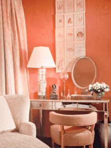 Afraid Your Spouse Will Stray  Re Paint Your Bedroom With Feng Shui     peach bedroom feng shui resized 600