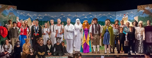 Snow Queen cast