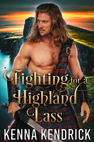 Fighting for a Highland Lass