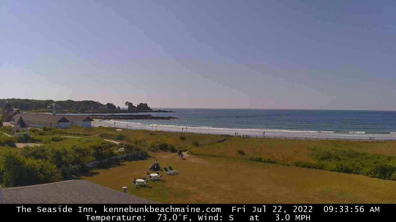 Kennebunkport Beach