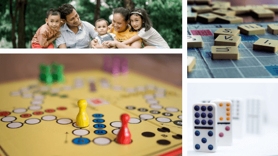 Best Games For Families:  A Parents' Guide
