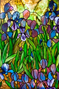 Irises at Slade PDF