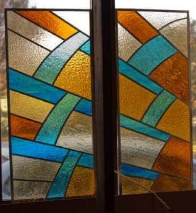 Panels 1 & 2 in light