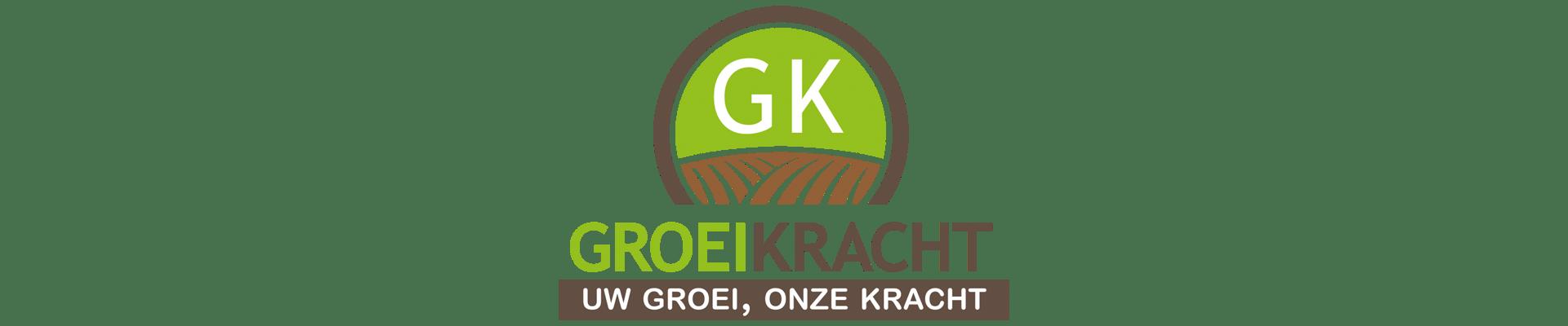 Loonbedrijf Kennes Groeikracht logo met slogan