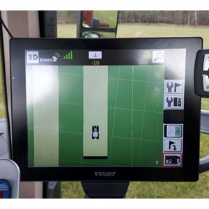 Loonbedrijf Kennes mest zodenbemesten GPS