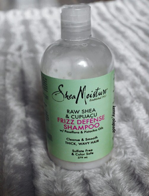 CLAIM This Shampoo Gently Cleanses And Hydrates Thick Wavy Hair Its Sulfate Free Great For Protein Sensitive