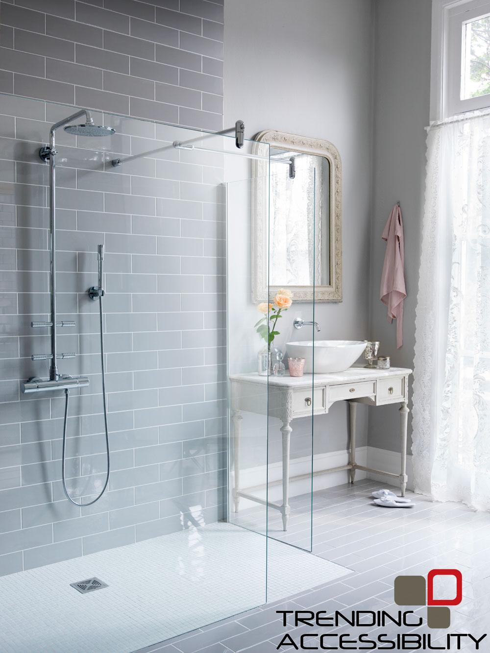 Accessible Shower Remodeling Showers Tile Shower