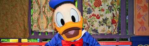 Sailor Donald at Hollywood Studios