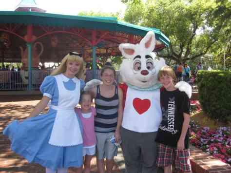 alice and white rabbit apr 2011