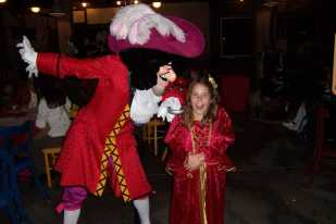 Capt Hook Mickey's Halloween Party at California Adventure 2007