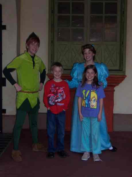 Peter Pan and Wendy 2006