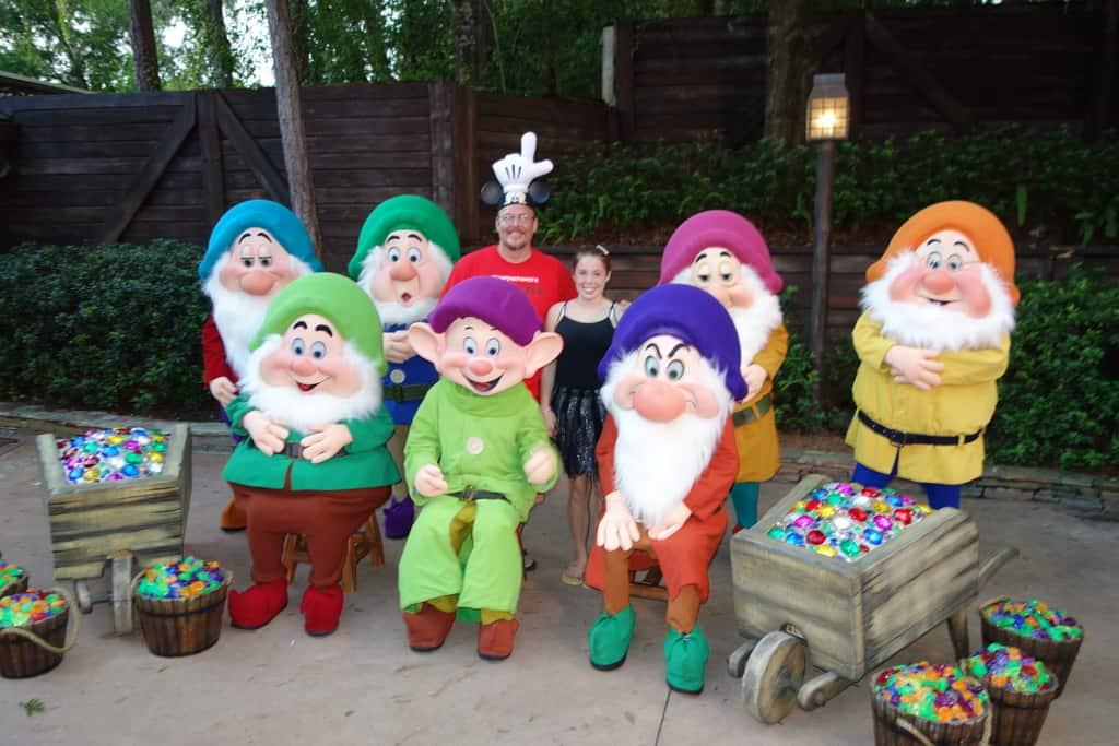7 dwarfs names in order - 7 Dwarves Mnsshp 2012