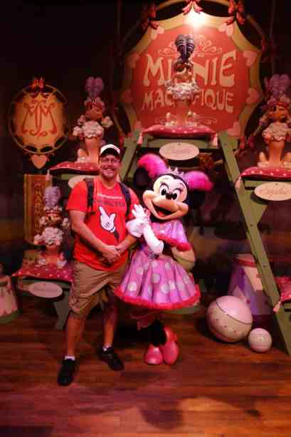 Minnie Mouse - Minnie Magnifique I'm more of a large dog breed guy like German Shepherds and Dobermans!