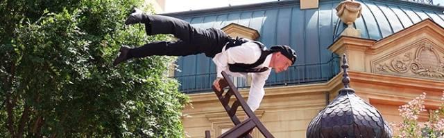 Serveur Amusant Epcot France