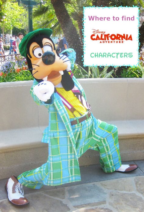 Disneyland And California Adventure Characters Page 2 Of