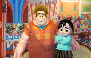 ralph and vanellope facebook header