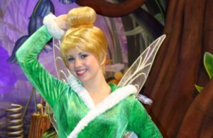 Walt Disney World, Magic Kingdom, Tinker Bell, Character Meet and Greet