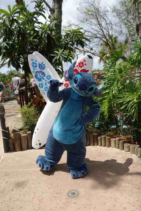 Stitch - Typhoon Lagoon (2)