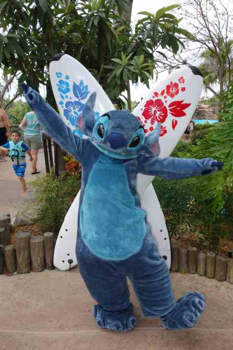 Stitch - Typhoon Lagoon (4)