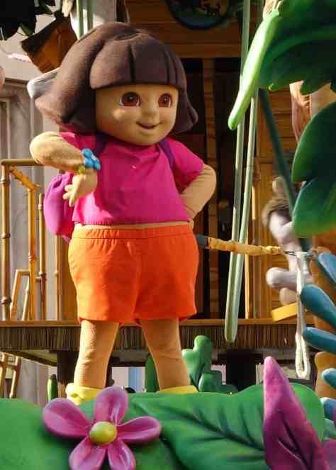Dora-parade