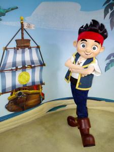 Jake and the Neverland Pirates Disney Hollywood Studios