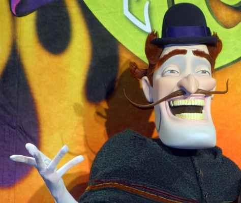 Unleash the Villains Hollywood Studios 2013 ktp Bowler Hat Guy (5)