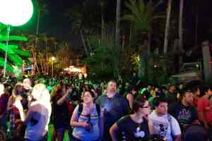 Unleash the Villains Hollywood Studios 2013 ktp Crowds (1)