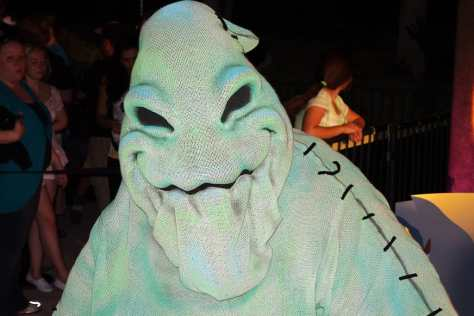 Unleash the Villains Hollywood Studios 2013 ktp Oogie Boogie  (4)