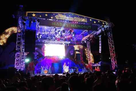Unleash the Villains Hollywood Studios 2013 ktp Stage (4)