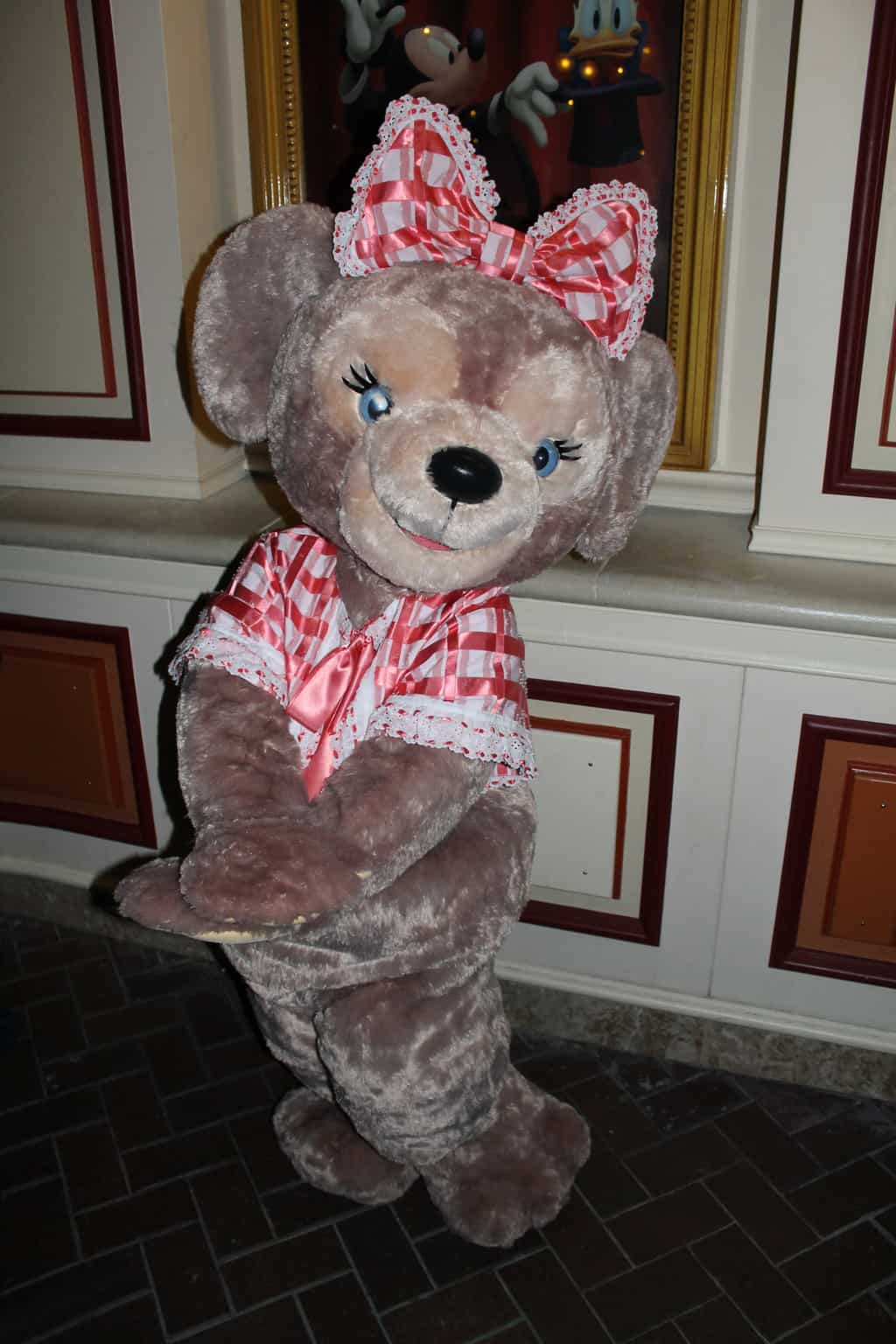 Disneyland Paris Halloween Characters including March Hare ...