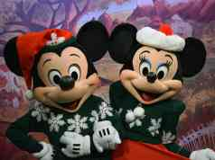 Walt Disney World, Animal Kingdom, Christmas 2013, Mickey and Minnie, Meet and Greet